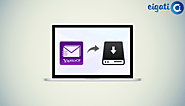 Easy Way to Save Yahoo Emails into Hard Drive