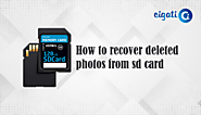 Simple Steps to Recover Deleted Photos From SD Card Effectively