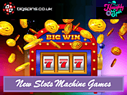 Online New Slot Machine Games with free spins