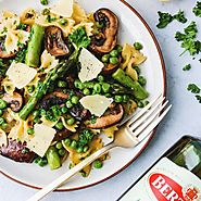 Easy Healthy Recipes: Healthy Olive Oil Pasta Recipes