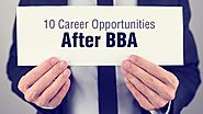 10 Career Opportunities After BBA - CSIT Blog