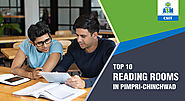 Top 10 Reading Rooms in Pimpri-Chinchwad | ASM IBMR