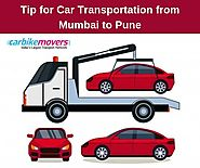 Car Transportation from Mumbai to Pune - Carbikemovers.com