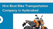 Best Bike Transportation in Hyderabad - Carbikemovers