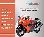 Bike Transport by Train Procedure