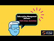 Subscription Management Software for Small Business