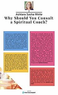 Why Should You Consult a Spiritual Coach?