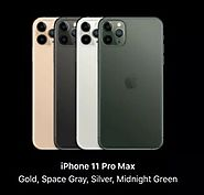 Apple IPhone 11 Pro Max - Cell Phone Special