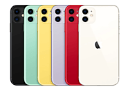 Apple iPhone 11 64GB GSM & CDMA All Colors Unlocked 1 Year Factory Warranty - Cell Phone Special