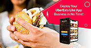 Take On The $107.4 Billion Food Deliver Industry With An UberEats Clone