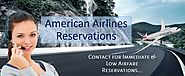 Enjoy your travel with American Airlines Reservations at a low cost