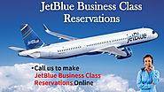 Book JetBlue Airlines Business class Flights at a low price