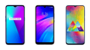 5 Best Smartphones under ₹10,000 in India (2019)