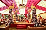 Ideas For Wedding Party Decorations - Party Halls Rohini Delhi : powered by Doodlekit