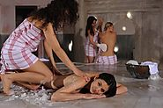 Female to Male Body to Body Massage in Thane 8956198626