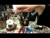 Making Charm Jewelry: Kitchen Sink Style from B'sue Boutiques