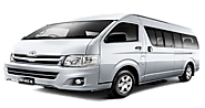 Toyota Hiace Grand Cabin for Rent in Lahore | Hire | Cheap Rates