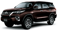 Toyota Fortuner For Rent In Lahore | Book Now | 0312-4343400