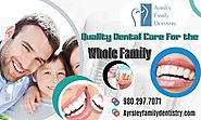 Oral Care Center For Your Family