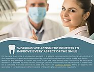 Working With Cosmetic Dentists to Improve Every Aspect of the Smile