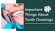 Clean Your Teeth for a Healthy Mouth