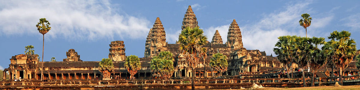 Headline for 5 Reasons to visit Siem Reap – To throw some inducements your way