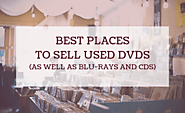 Best Place To Sell Used DVDs Near Me? Make Quick Cash Now!