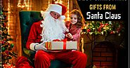 Best Christmas Gifts from Santa Claus