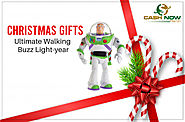 Christmas Gifts - The Ultimate Walking Buzz Light-year