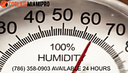 What is the Reason Your AC is Causing Humidity in Your Home?