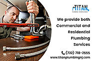 Commercial and residential plumbing services