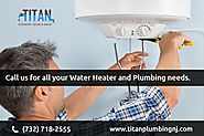 Professional water heater services in Parlin, NJ