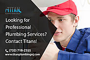 Hire a plumbing service company in NJ