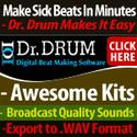 Dr. Drum Beat Maker Review