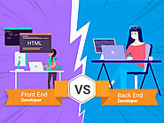 What is the Difference Between Front End and Back End Development? – SVAP Infotech IT Solutions