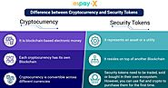 Difference Between Cryptocurrency and Security Tokens