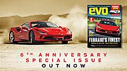 Sixth anniversary special! - Celebrate with evo India