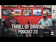 LA Motor Show's finest and riding the F77 | The Thrill of Driving Podcast 23 | evo India