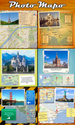 Blend Photos and Maps with the Photo Mapo app