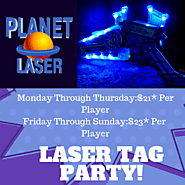 Ultimate Laser Tag Mississauga