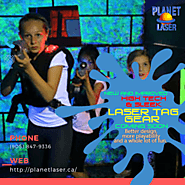 Enjoying Laser Tag Games- Ultimate Laser Tag