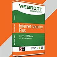 Install webroot on new computer