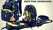 Heavy Duty Backpack For Tools