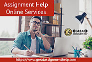 Help for Assignment Writing Just Few Steps Away