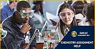 Assignment Help services for Chemistry Homework