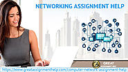Use Network Assignment Help for enhanced knowledge of Networking by Joy Brick