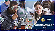 Understand the necessity of Assignment Help services for Chemistry Assignments – Assignment Help Online