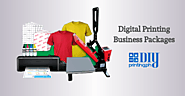 Start Your T-Shirt Printing Business With These Ideal Business Packages