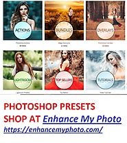Download Photoshop Presets