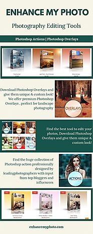 Darkeh Lightroom Presets | Photoshop Presets | Photoshop Overlays
